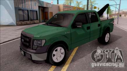 Ford F-150 Towtruck для GTA San Andreas