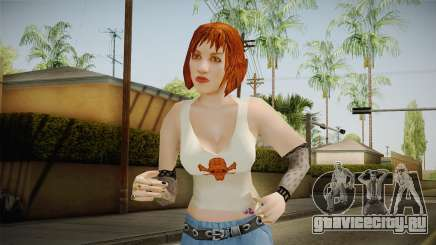 Zoe Taylor from Bully Scholarship v1 для GTA San Andreas