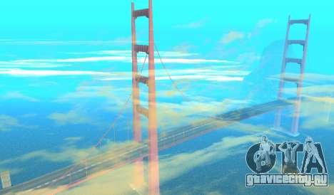 Новый более реалистичный Timecycle by Luke126 для GTA San Andreas седьмой скриншот