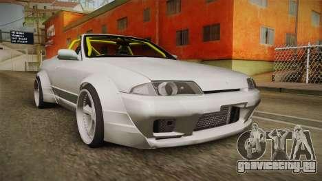 Nissan Skyline R32 Cabrio Drift Rocket Bunny v1 для GTA San Andreas