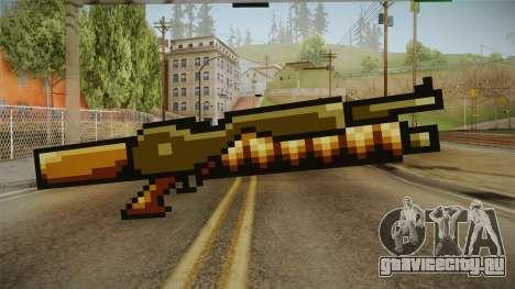 Metal Slug Weapon 12 для GTA San Andreas