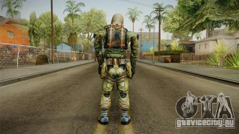 Скин Свободовца v4 для GTA San Andreas третий скриншот