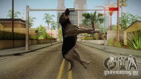 Silent Hill Downpour - DOG SH DP для GTA San Andreas