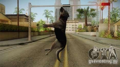 Silent Hill Downpour - DOG SH DP для GTA San Andreas второй скриншот