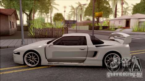 BlueRay Infernus V910 для GTA San Andreas вид слева