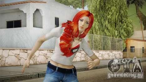 Mary Jane Skin для GTA San Andreas