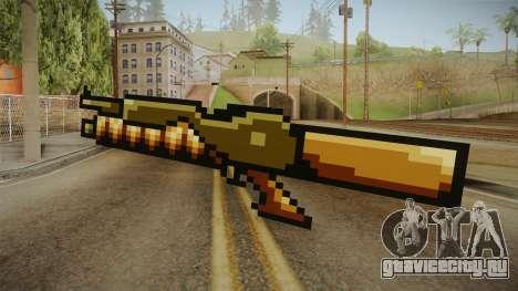 Metal Slug Weapon 12 для GTA San Andreas второй скриншот