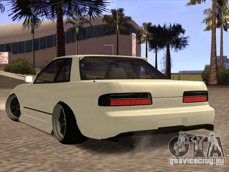 Nissan Odyvia для GTA San Andreas вид слева