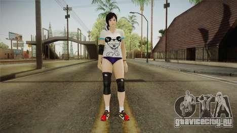 Kokoro MM Skin для GTA San Andreas второй скриншот