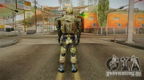 Скин Свободовца v3 для GTA San Andreas третий скриншот