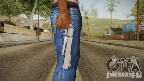 Joker Classic Gun для GTA San Andreas