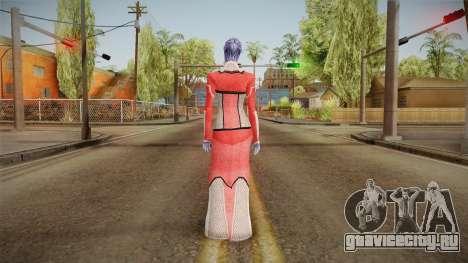 Mass Effect 2 Matriarch Aethyta для GTA San Andreas третий скриншот