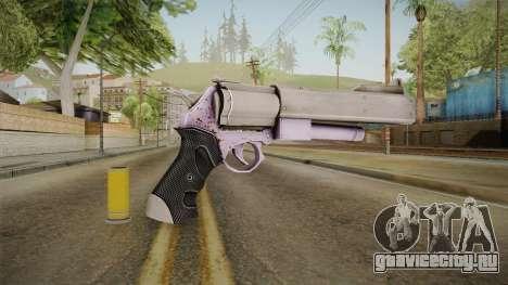 Joker Classic Gun для GTA San Andreas третий скриншот