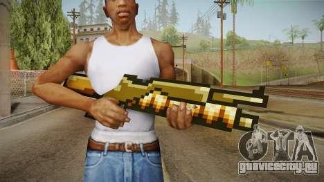 Metal Slug Weapon 12 для GTA San Andreas третий скриншот