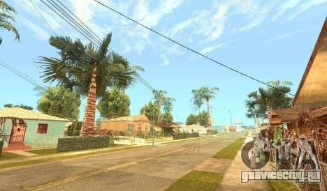 Новый более реалистичный Timecycle by Luke126 для GTA San Andreas