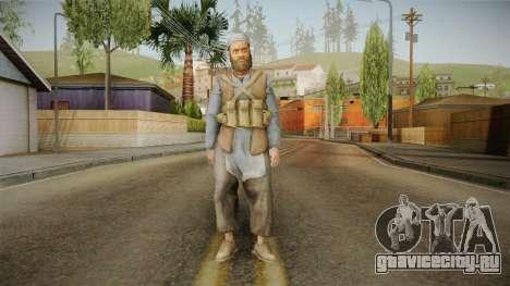 Medal Of Honor 2010 Taliban Skin v6 для GTA San Andreas второй скриншот