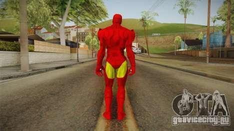 Marvel Heroes Omega - Iron Man для GTA San Andreas третий скриншот