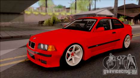 BMW M3 E36 Drift Rocket Bunny v3 для GTA San Andreas