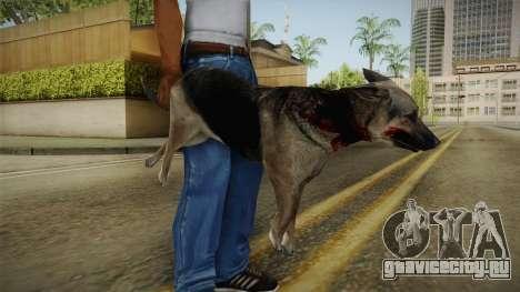 Silent Hill Downpour - DOG SH DP для GTA San Andreas третий скриншот