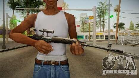 Оружие Свободы v5 для GTA San Andreas третий скриншот