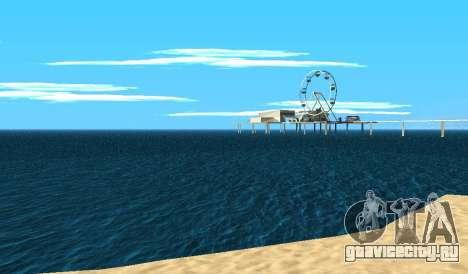 Новый более реалистичный Timecycle by Luke126 для GTA San Andreas пятый скриншот