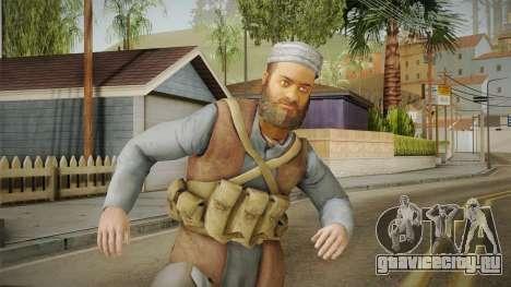 Medal Of Honor 2010 Taliban Skin v6 для GTA San Andreas