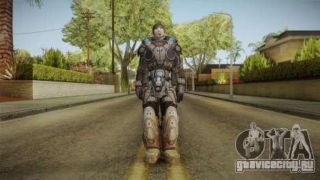 Marcus Fenix Skin v1 для GTA San Andreas второй скриншот