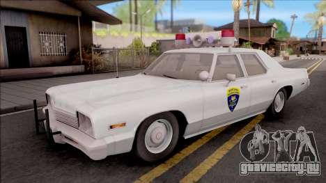 Dodge Monaco Montana Highway Patrol для GTA San Andreas
