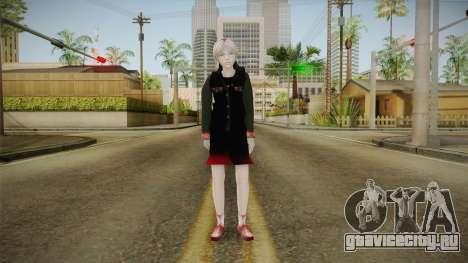 De Ninas Skin v5 для GTA San Andreas второй скриншот