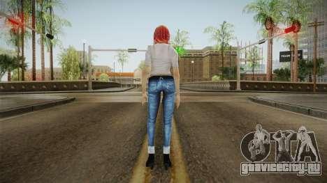 Mary Jane Skin для GTA San Andreas третий скриншот