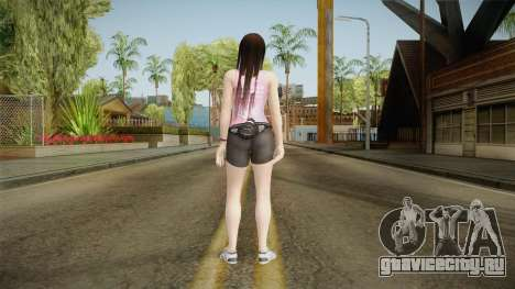 Kokoro Pinko Skin для GTA San Andreas третий скриншот