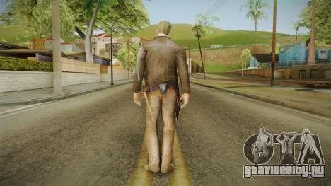 Rick TWD Comic Skin для GTA San Andreas третий скриншот