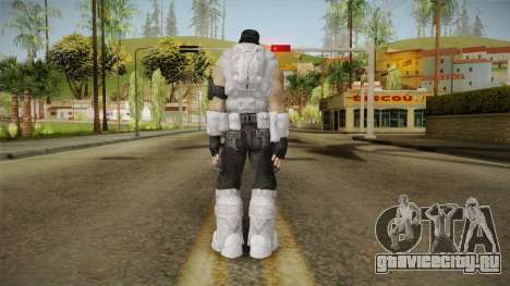 Marcus Fenix Skin v3 для GTA San Andreas третий скриншот