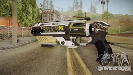 Planetside 2 - NS-44 Commissioner v1 для GTA San Andreas второй скриншот