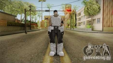 Marcus Fenix Skin v3 для GTA San Andreas второй скриншот