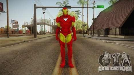 Marvel Heroes Omega - Iron Man для GTA San Andreas второй скриншот