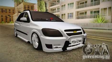 Chevrolet Celta Off Road Edition для GTA San Andreas