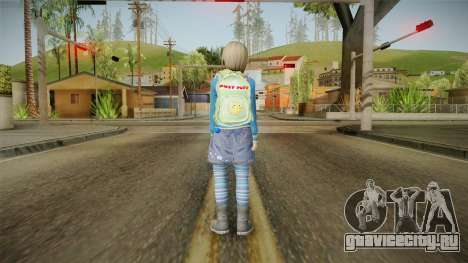 De Ninas Skin v4 для GTA San Andreas