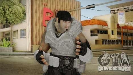 Marcus Fenix Skin v3 для GTA San Andreas