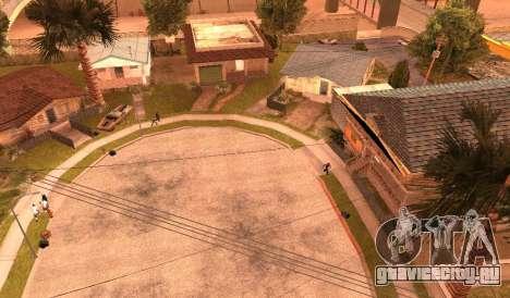 Новый более реалистичный Timecycle by Luke126 для GTA San Andreas третий скриншот