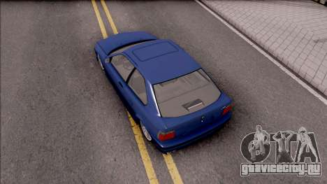 BMW M3 E36 Compact для GTA San Andreas