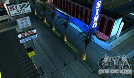 Новый более реалистичный Timecycle by Luke126 для GTA San Andreas одинадцатый скриншот