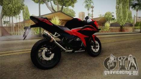 Honda CBR150 Pro Liner для GTA San Andreas