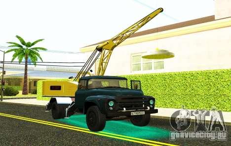 ЗиЛ 130 К25 для GTA San Andreas