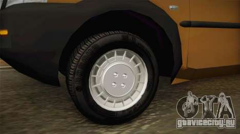Land Rover Freelander v6 для GTA San Andreas вид сзади