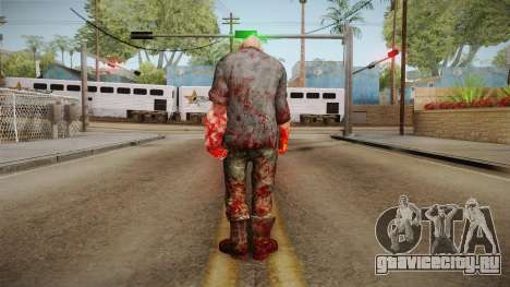 Fallout 3 - HillFolk Bruiser Skin для GTA San Andreas