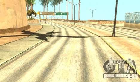 Новый более реалистичный Timecycle by Luke126 для GTA San Andreas второй скриншот
