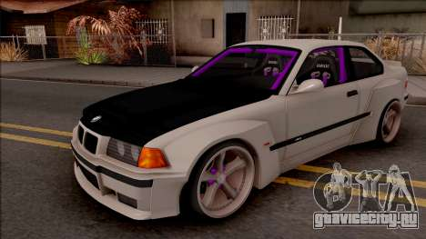 BMW M3 E36 Drift Rocket Bunny v4 для GTA San Andreas