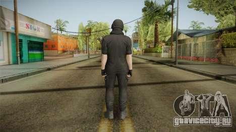 GTA Online: Black Army Skin v1 для GTA San Andreas третий скриншот