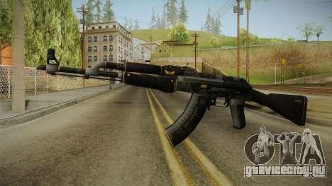 CS: GO AK-47 Elite Build Skin для GTA San Andreas